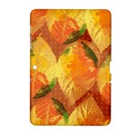 Fall Colors Leaves Pattern Samsung Galaxy Tab 2 (10.1 ) P5100 Hardshell Case