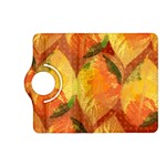 Fall Colors Leaves Pattern Kindle Fire HD (2013) Flip 360 Case