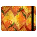 Fall Colors Leaves Pattern Samsung Galaxy Tab Pro 12.2  Flip Case