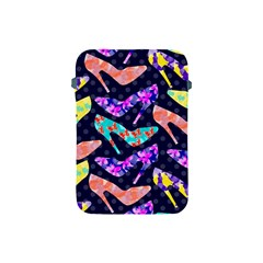 Colorful High Heels Pattern Apple Ipad Mini Protective Soft Cases by DanaeStudio