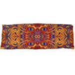 Oriental Watercolor Ornaments Kaleidoscope Mosaic Body Pillow Case Dakimakura (Two Sides)