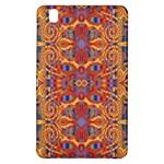Oriental Watercolor Ornaments Kaleidoscope Mosaic Samsung Galaxy Tab Pro 8.4 Hardshell Case