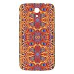 Oriental Watercolor Ornaments Kaleidoscope Mosaic Samsung Galaxy Mega I9200 Hardshell Back Case