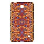 Oriental Watercolor Ornaments Kaleidoscope Mosaic Samsung Galaxy Tab 4 (7 ) Hardshell Case