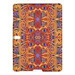 Oriental Watercolor Ornaments Kaleidoscope Mosaic Samsung Galaxy Tab S (10.5 ) Hardshell Case