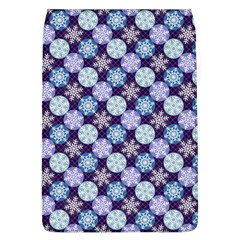 Snowflakes Pattern Flap Covers (l)  by DanaeStudio