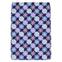 Snowflakes Pattern Flap Covers (s)  by DanaeStudio