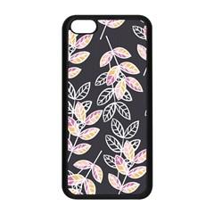Winter Beautiful Foliage  Apple Iphone 5c Seamless Case (black) by DanaeStudio