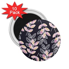 Winter Beautiful Foliage  2 25  Magnets (10 Pack)  by DanaeStudio