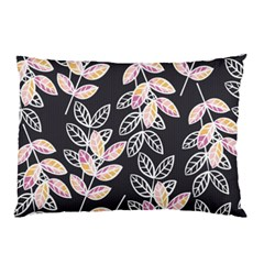 Winter Beautiful Foliage  Pillow Case (two Sides) by DanaeStudio