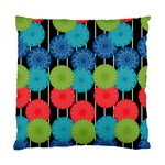 Vibrant Retro Pattern Standard Cushion Case (Two Sides)