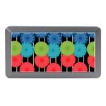 Vibrant Retro Pattern Memory Card Reader (Mini)
