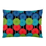 Vibrant Retro Pattern Pillow Case (Two Sides)