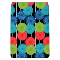Vibrant Retro Pattern Flap Covers (l)  by DanaeStudio