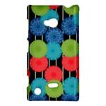 Vibrant Retro Pattern Nokia Lumia 720
