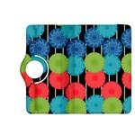 Vibrant Retro Pattern Kindle Fire HDX 8.9  Flip 360 Case