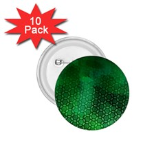 Ombre Green Abstract Forest 1 75  Buttons (10 Pack) by DanaeStudio