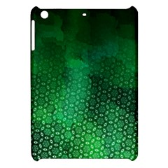 Ombre Green Abstract Forest Apple Ipad Mini Hardshell Case by DanaeStudio