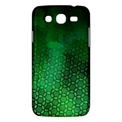 Ombre Green Abstract Forest Samsung Galaxy Mega 5 8 I9152 Hardshell Case  by DanaeStudio