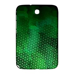 Ombre Green Abstract Forest Samsung Galaxy Note 8 0 N5100 Hardshell Case  by DanaeStudio