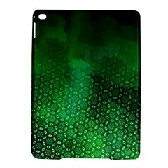 Ombre Green Abstract Forest Ipad Air 2 Hardshell Cases by DanaeStudio