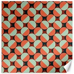 Modernist Geometric Tiles Canvas 12  x 12