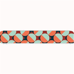 Modernist Geometric Tiles Small Bar Mats by DanaeStudio