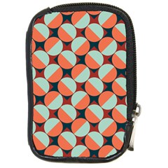 Modernist Geometric Tiles Compact Camera Cases by DanaeStudio
