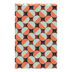 Modernist Geometric Tiles Shower Curtain 48  X 72  (small)  by DanaeStudio