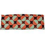 Modernist Geometric Tiles Body Pillow Case (Dakimakura)