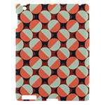 Modernist Geometric Tiles Apple iPad 3/4 Hardshell Case