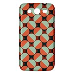 Modernist Geometric Tiles Samsung Galaxy Mega 5.8 I9152 Hardshell Case
