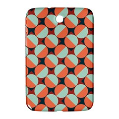 Modernist Geometric Tiles Samsung Galaxy Note 8 0 N5100 Hardshell Case  by DanaeStudio