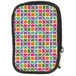 Modernist Floral Tiles Compact Camera Cases