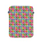 Modernist Floral Tiles Apple iPad 2/3/4 Protective Soft Cases