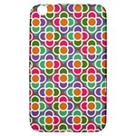Modernist Floral Tiles Samsung Galaxy Tab 3 (8 ) T3100 Hardshell Case