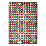 Modernist Floral Tiles Amazon Kindle Fire HD (2013) Hardshell Case