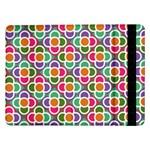 Modernist Floral Tiles Samsung Galaxy Tab Pro 12.2  Flip Case