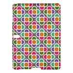 Modernist Floral Tiles Samsung Galaxy Tab S (10.5 ) Hardshell Case