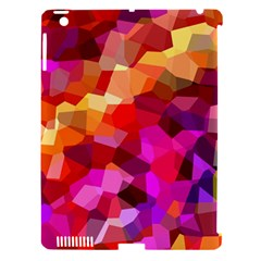 Geometric Fall Pattern Apple Ipad 3/4 Hardshell Case (compatible With Smart Cover) by DanaeStudio