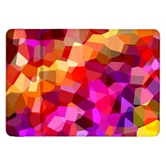 Geometric Fall Pattern Samsung Galaxy Tab 8 9  P7300 Flip Case by DanaeStudio