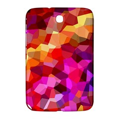 Geometric Fall Pattern Samsung Galaxy Note 8 0 N5100 Hardshell Case  by DanaeStudio