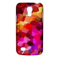 Geometric Fall Pattern Galaxy S4 Mini by DanaeStudio