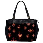 Alphabet Shirtjhjervbretilihhj Office Handbags (2 Sides)