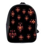 Alphabet Shirtjhjervbretilihhj School Bags (XL)