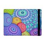 India Ornaments Mandala Balls Multicolored Apple iPad Mini Flip Case