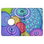 India Ornaments Mandala Balls Multicolored Kindle Fire HDX Flip 360 Case