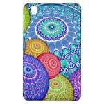 India Ornaments Mandala Balls Multicolored Samsung Galaxy Tab Pro 8.4 Hardshell Case
