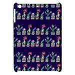 Cute Cactus Blossom Apple iPad Mini Hardshell Case