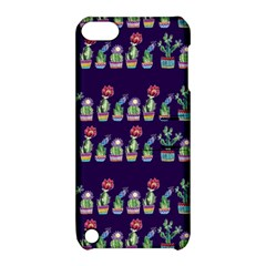 Cute Cactus Blossom Apple Ipod Touch 5 Hardshell Case With Stand by DanaeStudio